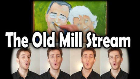 Down By The Old Mill Stream (audio learning tracks)