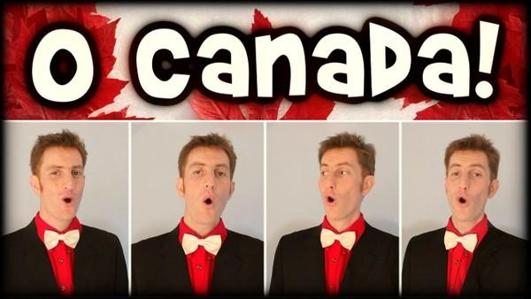 O Canada (Canadian Anthem)