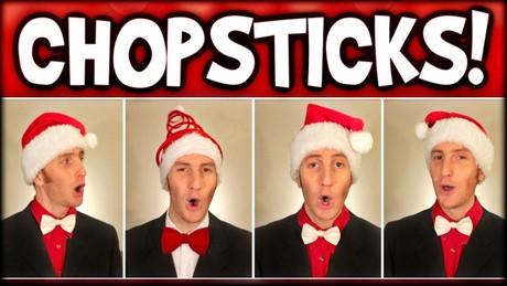 Christmas Chopstix