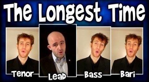 For The Longest Time (audio learning tracks)