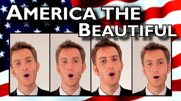 America the Beautiful [audio learning tracks]