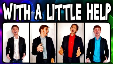 With A Little Help From My Friends (The Beatles)