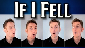 If I Fell [The Beatles} (audio learning tracks)