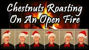 Chestnuts Roasting On An Open Fire [audio learning tracks]