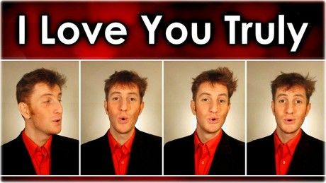 I Love You Truly [audio learning tracks]