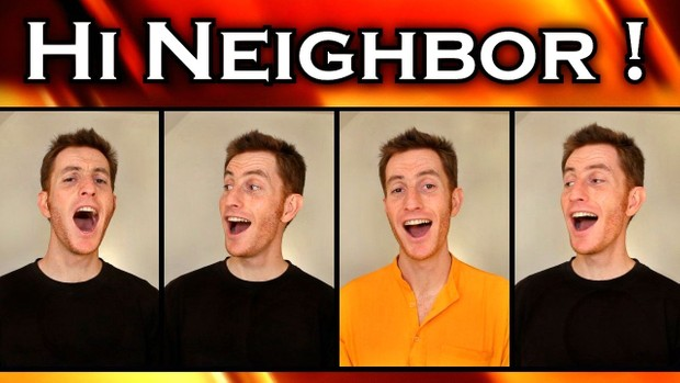 Hi Neighbor