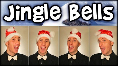 Jingle Bells (audio learning tracks)