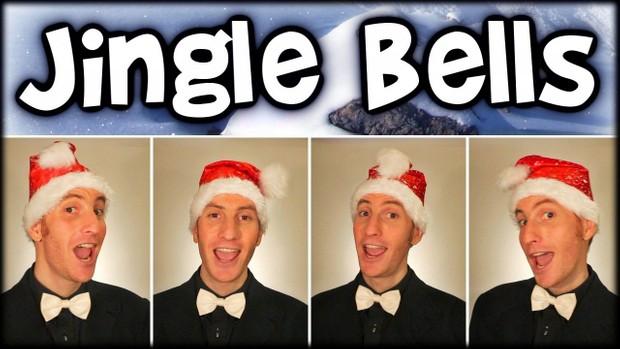Jingle Bells (audio learning tracks)