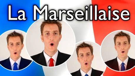 La Marseillaise (French National anthem)