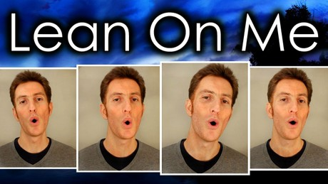 Lean On Me (audio learning tracks)