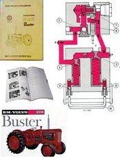Verkstadshandbok BM 320 Buster