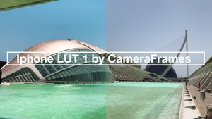 iPhone LUT 1 by CameraFrames
