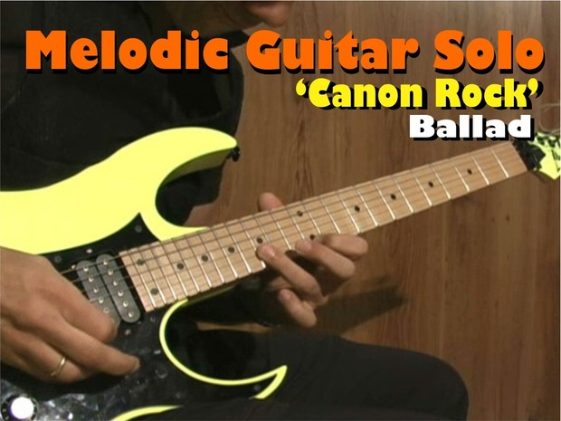 MELODIC GUITAR SOLO