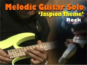 MELODIC GUITAR ROCK SOLO