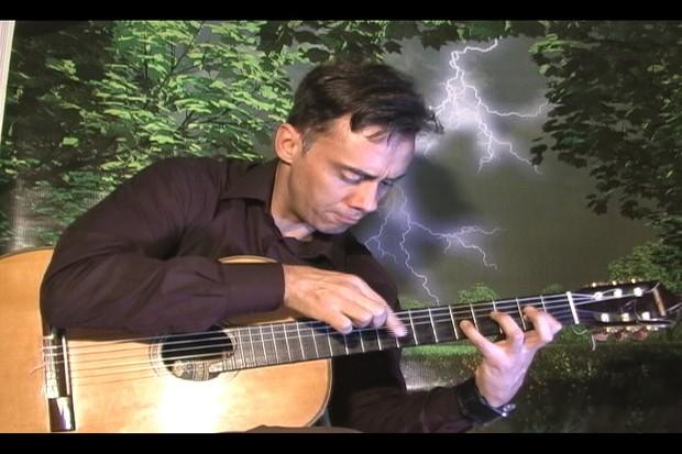 SPANISHLELO VS-2  ACCOUSTIC GUITAR SOLO (Video-Tab)