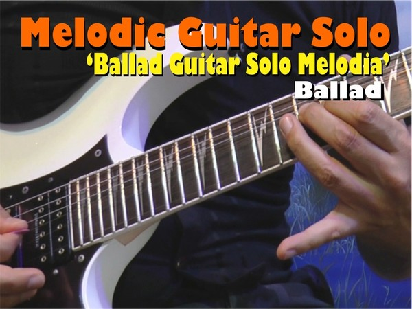 melodic guitar solo ballad neil zaza style melodic guitar solos to learn and play. Black Bedroom Furniture Sets. Home Design Ideas