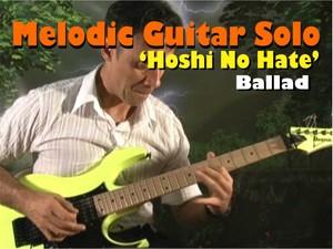 MELODIC GUITAR SOLO BALLAD
