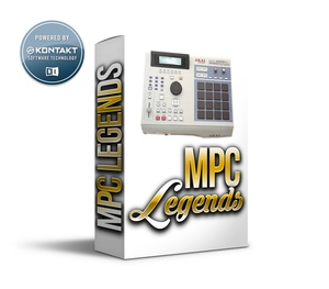MPC LEGENDS VOL. 1 KONTAKT LIBRARY