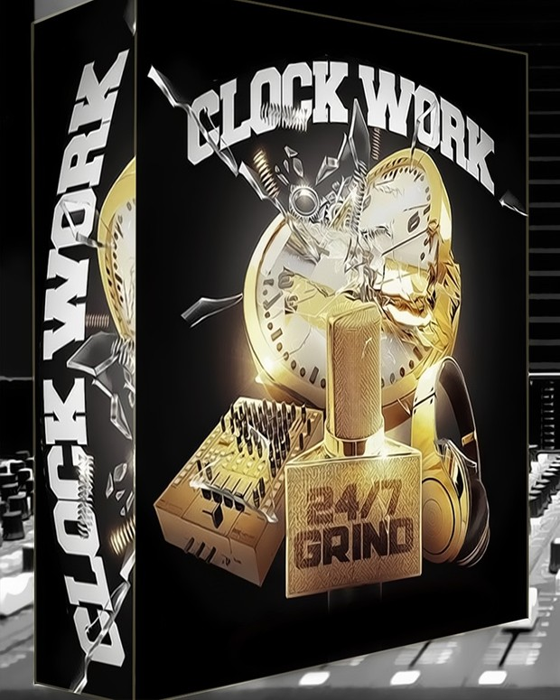 CLOCKWORK DRUMKIT