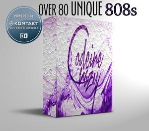 CODEINE CRAZY 808s DIRTY SPRITE EDITION KONTAKT LIBRARY