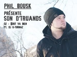 02 - Tout va bien ft. DJ K-Turnaz