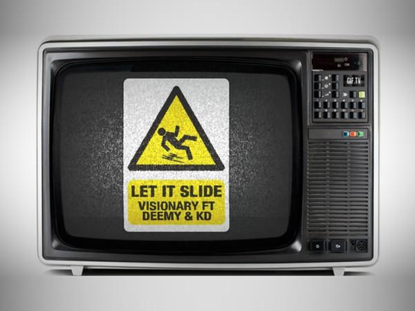 Visionary - Let it Slide (ft. Junior Pros)