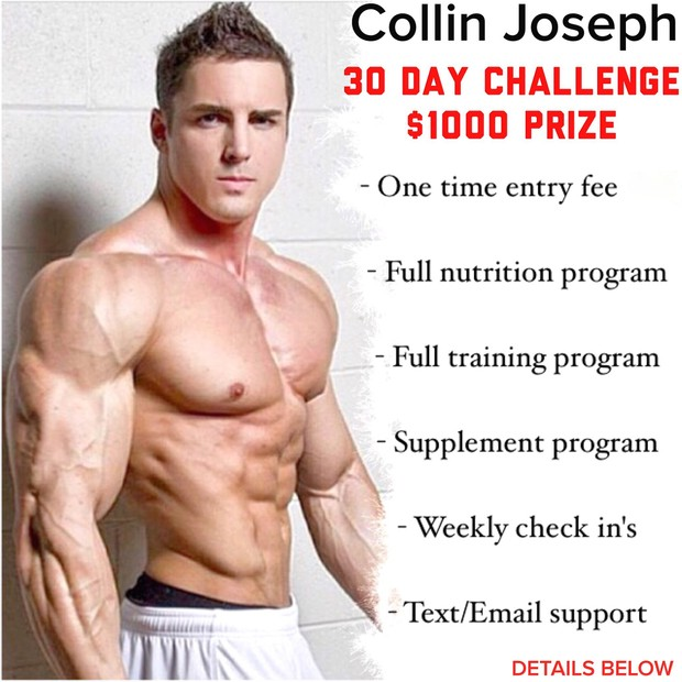 30 Day Transformation Challenge