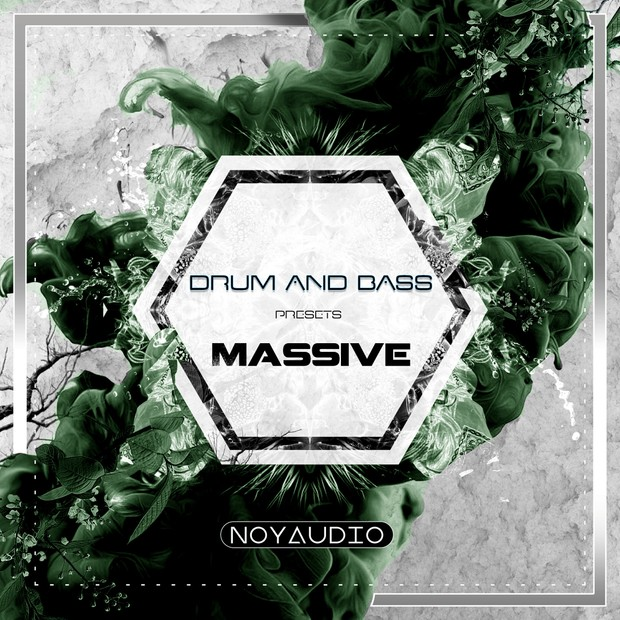 Noya Drum & Bass Presets for Massive