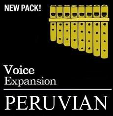Peruvian Expansion Pack for Yamaha PSR-S / Tyros 5 / Genos
