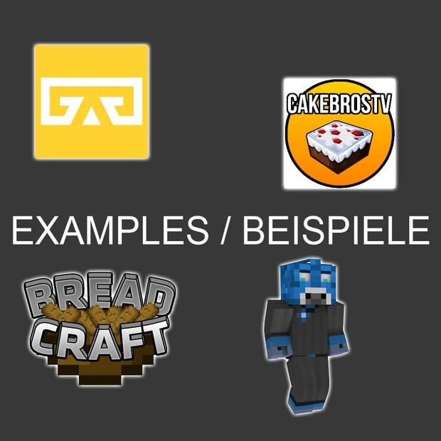 Avatar/Logo (3D oder 2D)