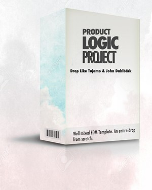 Logic Pro X Template Drop like Tujamo & John Dahlbäck