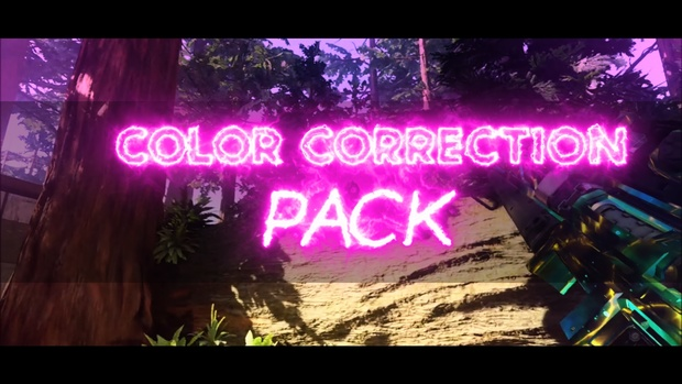 Color Correction Pack (AE) - Plexversal