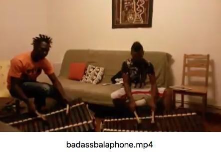 Bad Ass Balaphone Session