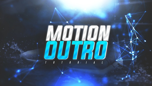 FREE Motion/Moving Outro Template